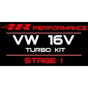 VW 16V KIT TURBO STAGE 1 -...