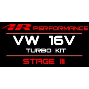 VW 16V KIT TURBO STAGE 3 -...