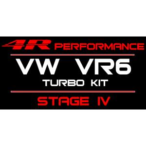 VR6 KIT TURBO STAGE 4 -...