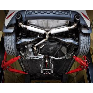 Scarico Golf VII GTI 2.0 TSI