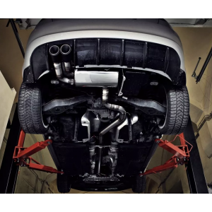 Scarico Audi A3 8P Quattro...
