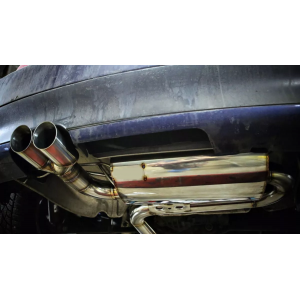 Scarico Audi S3 8L Quattro...
