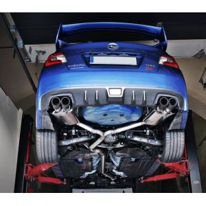 Scarico Subaru WRX STI VA...