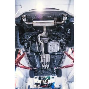 Scarico BAQ Toyota Yaris GR...